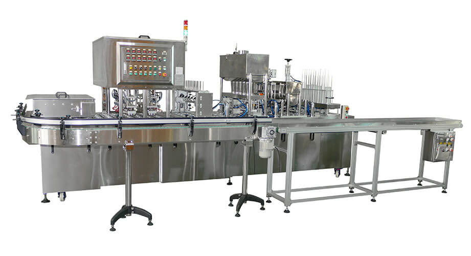 Powder /Granule Filling and Sealing Machine SP-35 Series - Seal Pack Technology