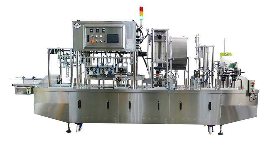 Stand-up Pouch Automatic Filling and Sealing Machine SP-9201B  - Seal Pack Technology