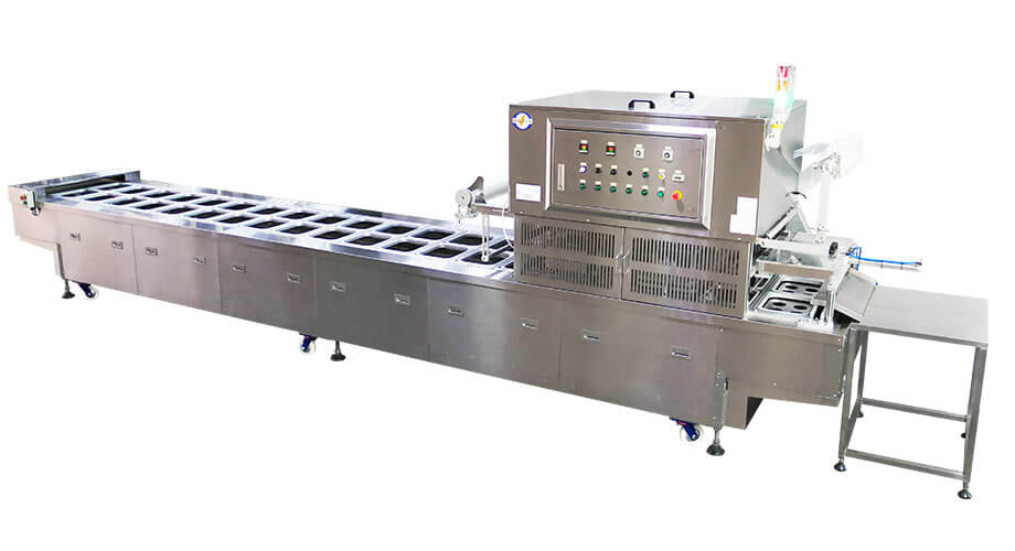Automatic Filling and Sealing Machine SP-63 Series  - Seal Pack Technology