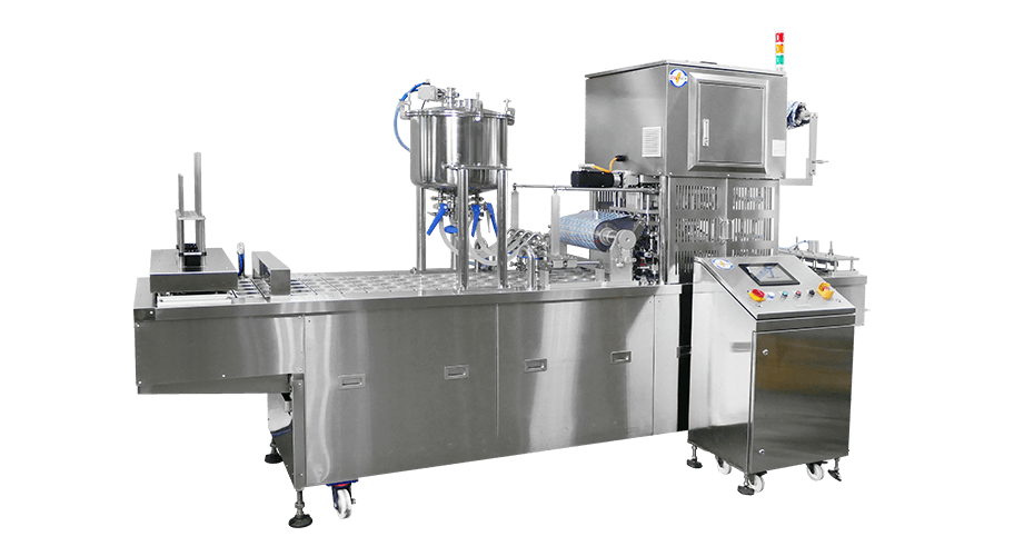 Continuous Type Automatic Filling and Sealing Machine SP-53 Series - Seal Pack Technology