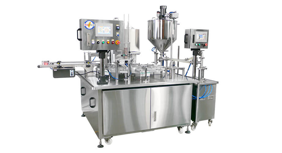 Liquid Filling and Sealing machine SP-22 Series - Seal Pack Technology